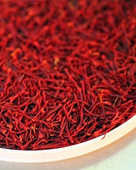 About Iran saffron and Kashmir (India) saffron