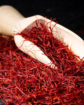 37 Saffron properties for Health