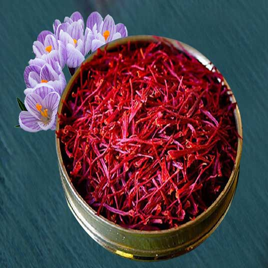 Medicinal benefits of Saffron